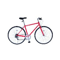 【送料無料】FIELD CHAMP CROSSBIKE700C6SF MG-FCP700CF-RD【代引不可】