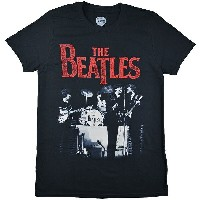 THE BEATLES ビートルズ Stage Photo Tシャツ