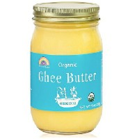 Rainbow Farms レインボーファームズ USDA オーガニック Grass-Fed Organic Ghee Butter 13oz /368g