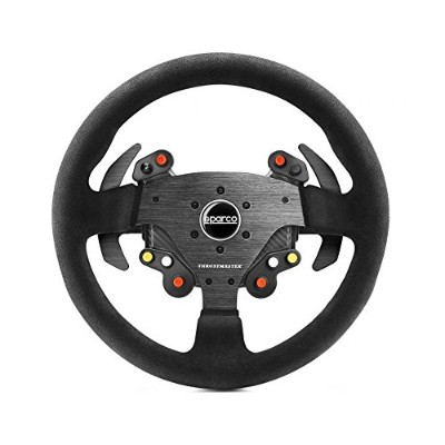 Thrustmaster Rally Wheel Add-On Sparco R383 Mod レーシングホイール PC/PS3/PS4/XOne 対応