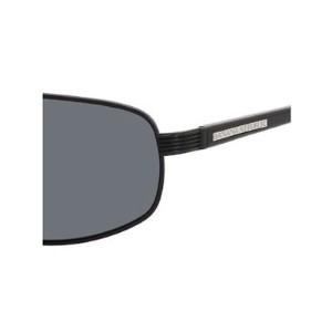 Banana Republic Charles/S 03P Black Navigator/Aviator Sunglasses