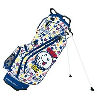 WINWIN STYLE(ウィンウィンスタイル) キャディーバッグ POP STYLE MIRACLE CHIP IN ! LST Light Weight Stand Bag 9.0型...