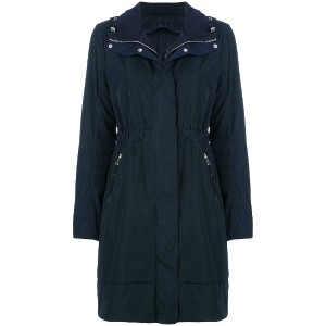 Moncler Disthelon coat - ブルー