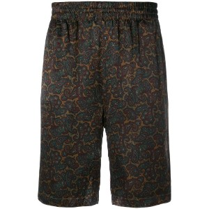 Stussy printed style shorts - グリーン