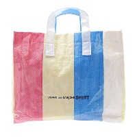 COMME des GARCONS SHIRT(コムデギャルソン シャツ) PVC TOTE BAG (トートバッグ) MULTI 277-002485-010 【新品】 [並行輸入品]