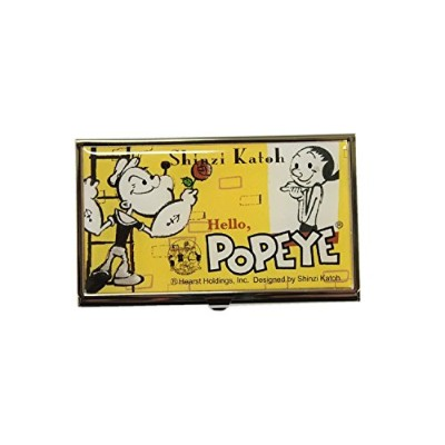 【Shinzi Katoh×POPEYE】 Nane-card case 名刺ケース (NCP4022 POPEYE 3)
