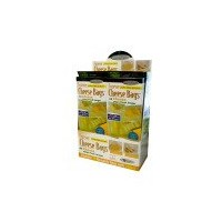 Kole Forever Cheese Bags Countertop Display, Regular by Kole