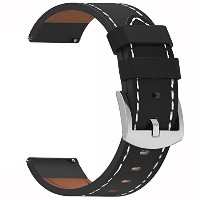 For Samsung Gear s3 Watch Bands Large、austrake交換用レザーストラップwithステンレススチールBuckle for Samsung Gear...