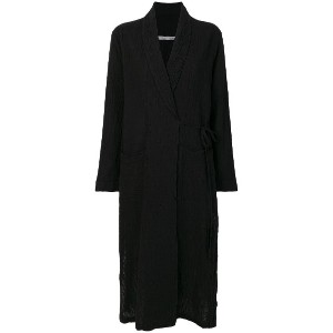 Raquel Allegra Robe trench - ホワイト
