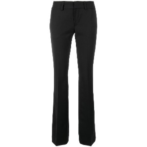 Dondup flared trousers - ブラック