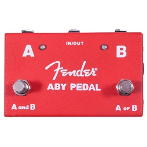 Fender エフェクター ABY FOOTSWITCH