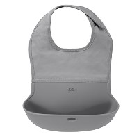 OXO Tot? Roll Up Bib in Grey by Generic