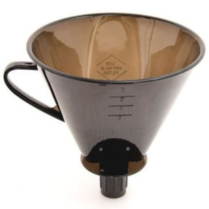 Direct Brew pour Over Coffee Filter Coneキャンプ旅行コンパクトメーカー