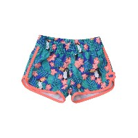 ROXY  Boardshort Little Tropics Bsh ビーチドレス ブルー