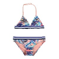 ROXY  Bikini Retro Summer Tri Set 水着(ビキニ) ピンク