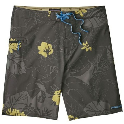 patagonia パタゴニア Ms Stretch Planing Boardshorts 20 in./VFFO/40 86611男性用 グレー