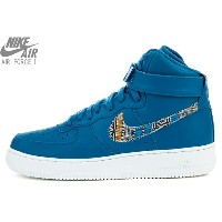 NIKE AIR FORCE 1 HIGH '07 LV8 「AFRO PUNK PACK」 806403-402 INDUSTRIAL BLUE/INDUSTRIAL BLUEナイキ エアフォース...