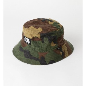 THE NORTH FACE(ザノースフェイス)  CAMP SIDE HAT CAMO/ハット【ビューティアンドユース ユナイテッドアローズ/BEAUTY&YOUTH UNITED ARROWS...