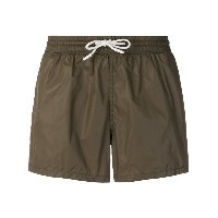 Entre Amis drawstring swim shorts - グリーン
