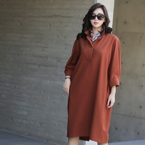 [zoozoom] Pin tuck suit dress 3color / 27760