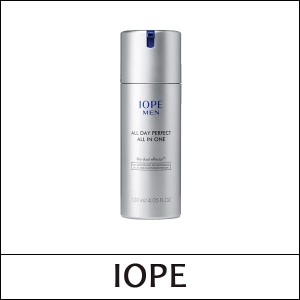 [IOPE] ★ Big Sale ★ Men All Day Perfect All In One 120ml / 男性一日中パーフェクトオールインワン