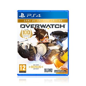 Overwatch Game of the Year Edition (PS4) (輸入版)