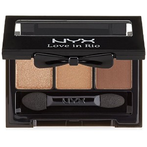 NYX Love In Rio Eye Shadow Palette - Cabana Boy (並行輸入品)
