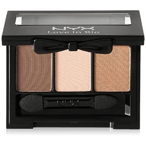 NYX Love In Rio Eye Shadow Palette - The Brazilian (並行輸入品)