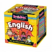 Green Board Games BrainBox English ブレインボックス 英語編 90045