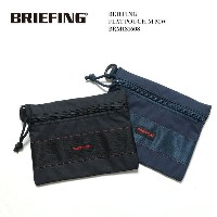BRIEFING ブリーフィング FLAT POUCH M MW BRM181608