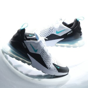 NIKE AIR MAX 270(ナイキ エア マックス 270)(BLACK/WHITE-DUSTY CACTUS)18SP-S