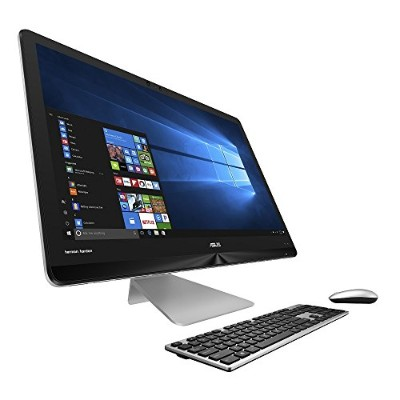 ASUS Zen Aio ZN270IEUK インテルCore i5-7400T/メモリ8GB/HDD 1TB/SSD 128GB/Win10 64bit/無線LAN ZN270IEUK-RA061T