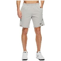 ナイキ メンズ テニス ボトムス・パンツ【Court Flex Ace 9 Tennis Short】Atmosphere Grey/Black/Black