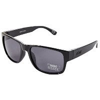 VANS バンズ サングラス Darr Wrap Shades UVA/UVB 400 protection VN0A31JEBLK【BLACK(ブラック)】 [並行輸入品]