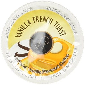 Wolfgang Puck Vanilla French Toast Coffee Keurig K-Cups, 24 Count by Wolfgang Puck