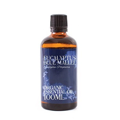 Mystic Moments | Eucalyptus Blue Mallee Organic Essential Oil - 100ml - 100% Pure