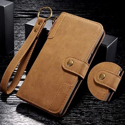 Galaxy S6 Wallet Shell, Awesome Vintage Cowboy RetroStyle Hand Sling Stand Slim Cover, Money Name...