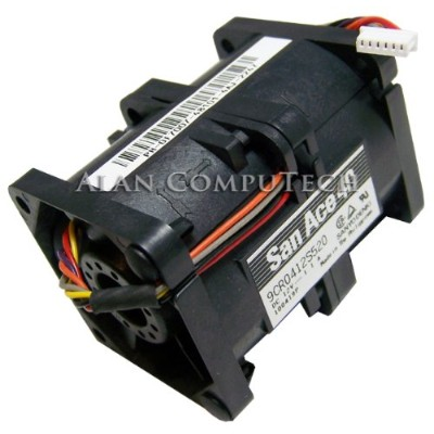 San Ace 40 DC 12 V 1.1 A - Wireデュアルファン9 cr0412s520 Sanyo PowerEdge sc14525