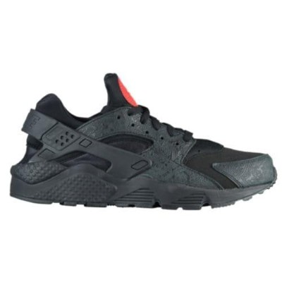 (取寄)ナイキ メンズ エア ハラチ Nike Men's Air Huarache Black Black University Red