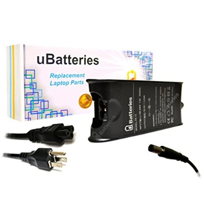 UBatteries Laptop AC Adapter デル Inspiron 14 N4120 1440 3420 3421 3441 3442 3443 5425 5443 5447 5448...