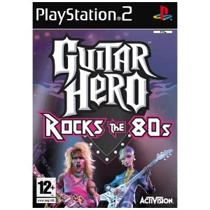 Guitar Hero: Rocks the 80s (PS2)