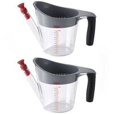 OXO Good Grips 4-cup Fat Separator (Set of 2)
