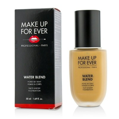 Make Up For EverWater Blend Face & Body Foundation - # Y405 (Golden Honey)メイクアップフォーエバーWater Blend...