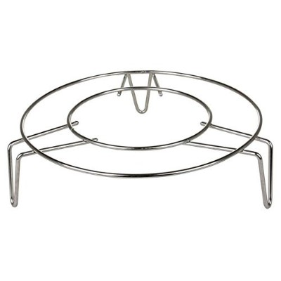 (small) - Steam Rack,Steaming Rack Stand,Steamer Basket,Cooking Stand Ware, Heavy Duty Stainless...