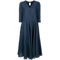 'S Max Mara drop waist dress - ブルー