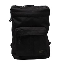 (エムアイエス) MIS BACKPACK - BLACK 1.BLACK ONESIZE