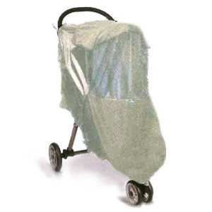 Protect-a-Bub 003015 Universal All Weather Shield Single Stroller - Stone by Protect A Bub [並行輸入品]