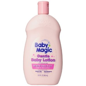 Baby Magic Gentle Baby Lotion Original Baby Scent 16.5 oz. by Baby Magic [並行輸入品]