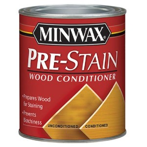 Minwax 134074444pre-stain木製Conditioner , 1/ 2パイント