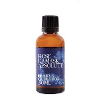 Rose Damask Absolute Oil Dilution - 50ml - 3% Jojoba Blend